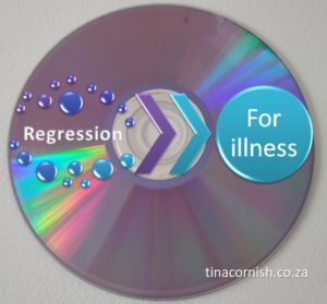 regression for illness audio tina cornish