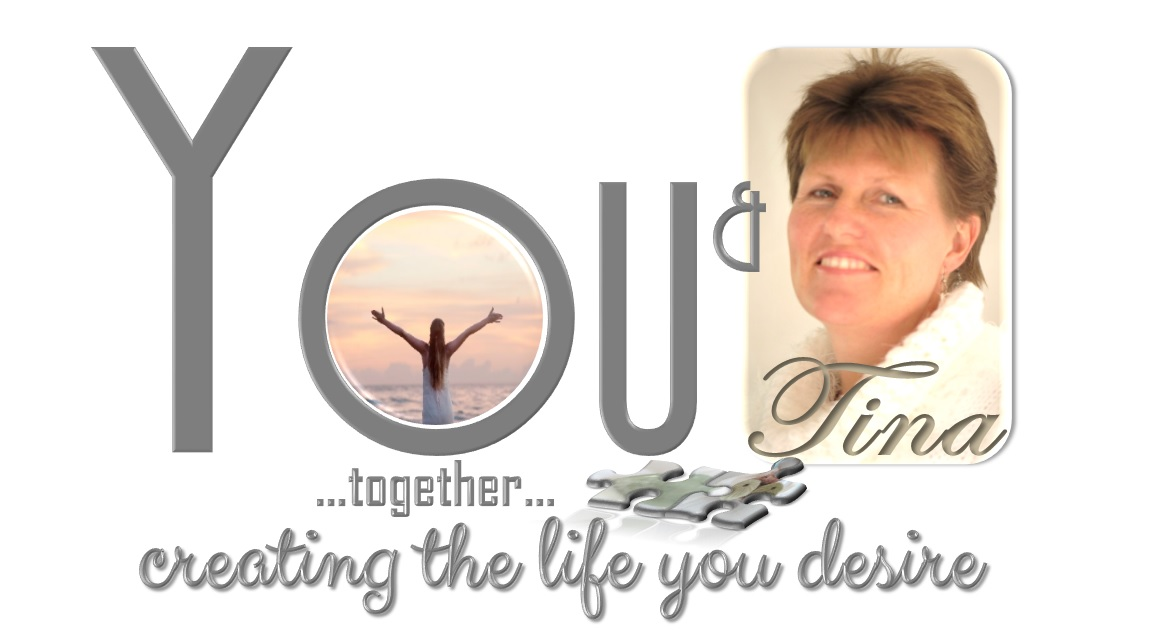 you and tina together creating the life you desire and thrive